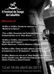 II Festival de Tango de Caballito