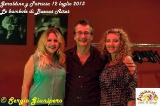 Geraldine y Patricia all'Aldobaraldo 12 luglio 2013 1