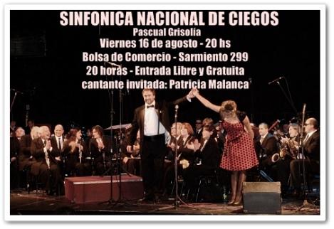 Viernes 16 de agosto - 18:30 hs - Sarmiento 299 - Entrada Libre y Gratuita.