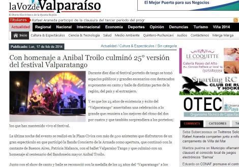 Prensa La Voz