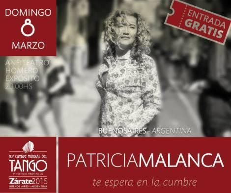 Cumbre Mundial de Tango, Zárate